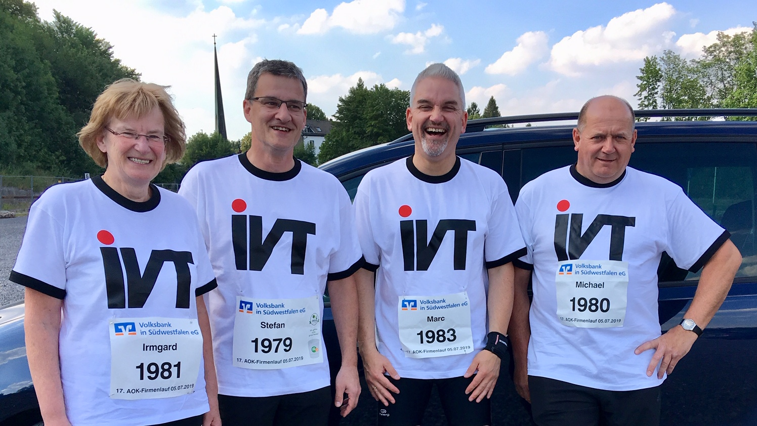 IVT Firmenlauf 2019